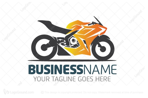 Motorcycle Business Logo